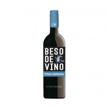 beso de vino syrah & garnacha 2014