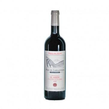 vino pago de carraovejas el anejón 2009