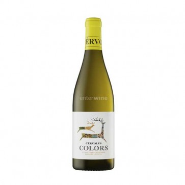 vino cérvoles colors blanc 2018