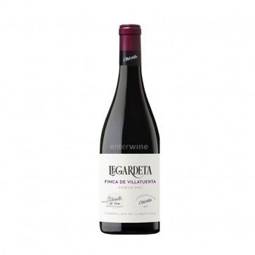 vino chivite legardeta finca de villatuerta syrah 2015