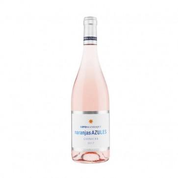 vino naranjas azules garnacha 2019