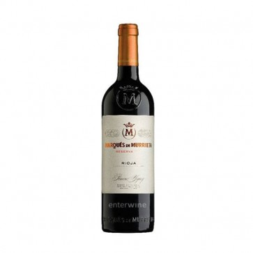 vino marqués de murrieta reserva 2015