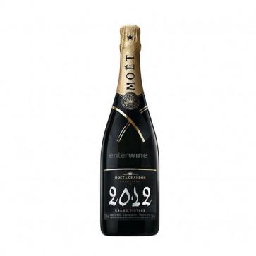 champagne moët & chandon grand vintage 2012