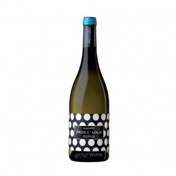 vino albariño paco & lola 2018