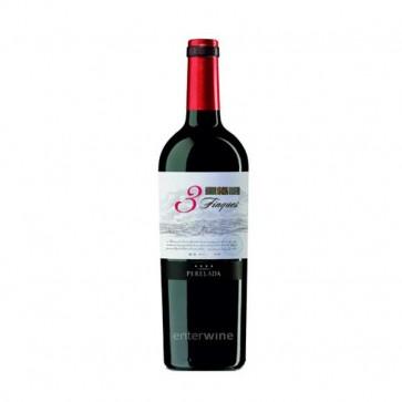 vino perelada 3 finques 2017