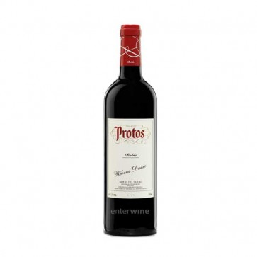 vino protos roble 2018