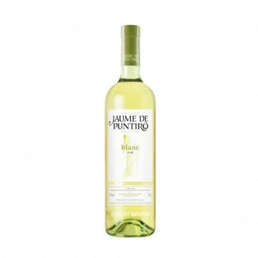 vino jaume de puntiró blanc 2019