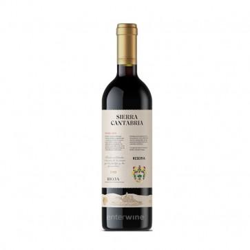 vino sierra cantabria reserva 2013