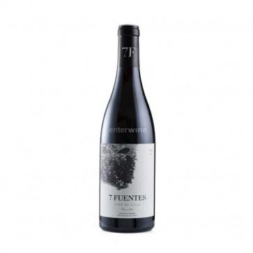 vino 7 fuentes vino de villa 2017