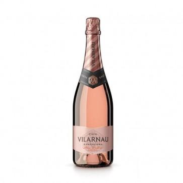 cava vilarnau brut rosé delicat reserva