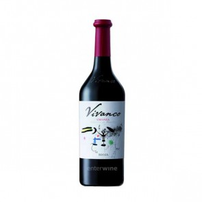 vino vivanco crianza 2014