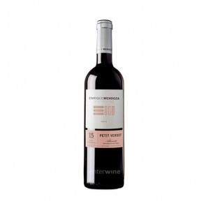 vino enrique mendoza petit verdot 2016