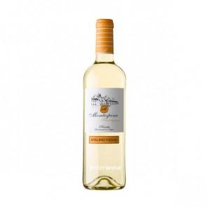 vino blanco montespina sauvignon 2017