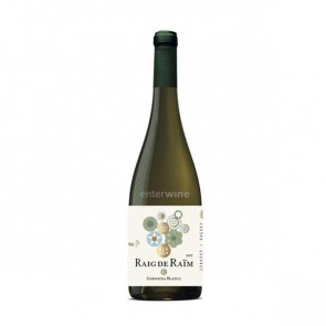 vino raig de raïm blanco 2018