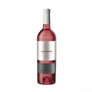 vino alma tobía rosado fermentado en barrica 2018