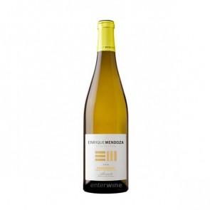 enrique mendoza chardonnay fermentado en barrica 2012
